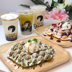 喫茶堂moon tea