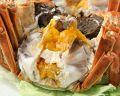 料理メニュー写真上海蟹のスチームあえ(期間限定)