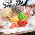 料理メニュー写真海鮮せいろ飯