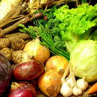 自家栽培の有機無農薬野菜