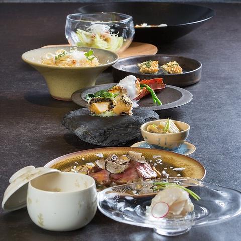 11月【西天満】十皿(とさら)オープン。今できる、無上の10皿を。