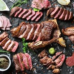 熟成肉バル イチノミヤウッシーナの写真