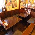 【テーブル:8名席(2卓)】
