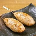 料理メニュー写真千葉県産地鶏系銘柄 水郷赤鶏【つくね】