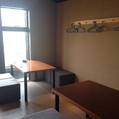 2Fテーブル窓からの景色もお楽しみください