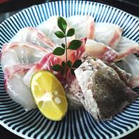 九州から独自に仕入れた鮮魚