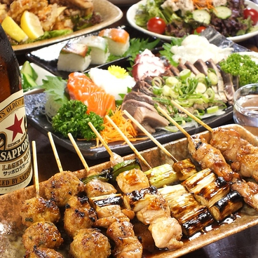 串焼DINING くぅのおすすめ料理1