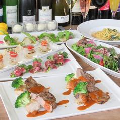 炭火とワイン 巴里食堂のコース写真