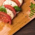 料理メニュー写真トマトのカプレーゼ