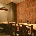 宴会や接待など様々な使い方が可能な個室も完備