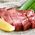 料理メニュー写真特選タンアワビ