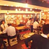 CHICHUKAI UOMARU 神楽坂店の雰囲気2
