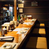 京都駅で一人飲み?!イメージを塗り替えるカウンター席