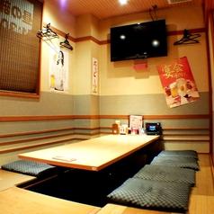梵天食堂 南吉成店の雰囲気1
