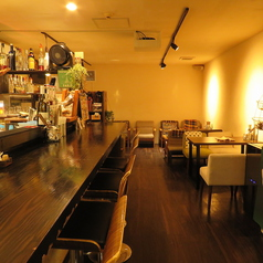 Cafe Dining SYNCの雰囲気1