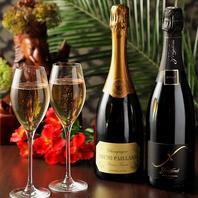 【記念日利用・誕生日特典】シャンパンやプレートなど