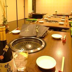 味道園 神戸の雰囲気3