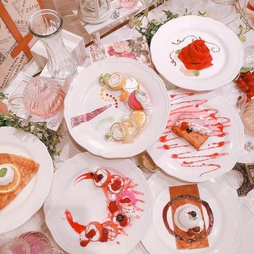 La fete de filles ラ フェット ド フィーユのおすすめ料理1