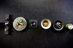 十皿のおすすめ料理2