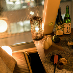 【岡山駅個室居酒屋】ご人数に合わせてお席をご用意!寛ぎの空間をご提供致します。※画像は系列店イメージ