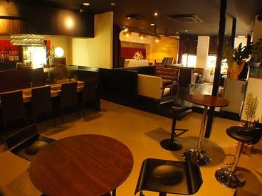 洋風居酒屋 La RAPPORT ララポールの雰囲気1