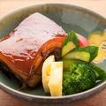 料理メニュー写真【定番】ラフテー
