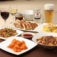 ボリューム満点◎麺や丼・炒飯メニューも大充実♪
