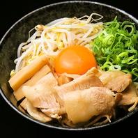 ラーメン×丼のコラボ【徳島丼】お得なミニ丼セットも◎