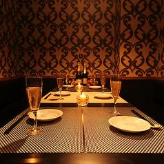 【岡山駅個室居酒屋】テーブル個室も完備!個室は2名様~完備致しております♪ご宴会にも接待にもご利用頂けます。※画像は系列店イメージ
