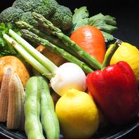 旬の鮮魚や野菜を一番おいしい形でご提供致します