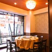 円卓の完全個室です♪会社宴会などの各種宴会に!!プライベート空間をお楽しみ下さいっ☆
