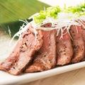 料理メニュー写真牛タンの炙り焼き140g