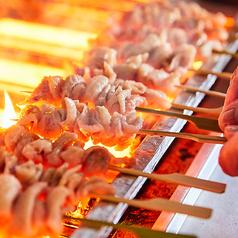 串焼き六種盛り合わせ