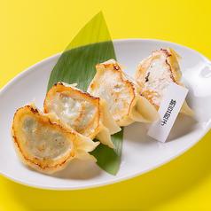 納豆餃子(4個)