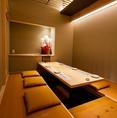 完全個室をご用意!接待や会社宴会、主役をもてなす際など◎