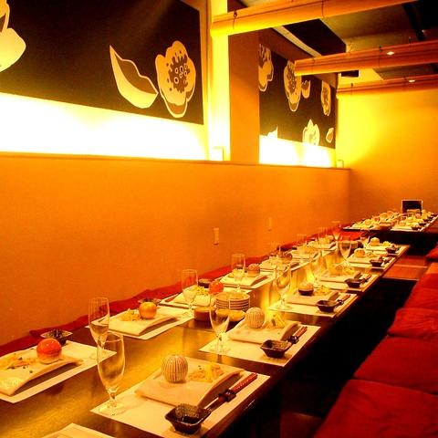 瀬戸内の鮮魚、岡山の厳選肉、産直野菜。地元の素材を心安らぐ「隠家(かくれが)」で…