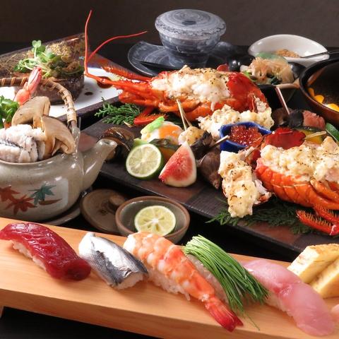 【リニューアル1周年】ワンランク上の贅沢な時間を楽しむ老舗寿司屋