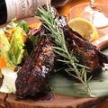 料理メニュー写真BBQスペアリブ