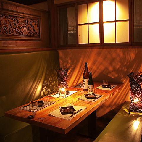 【大街道すぐ】見ても食べても楽しめる食べ放題!話題のオシャレ隠れ家Dining
