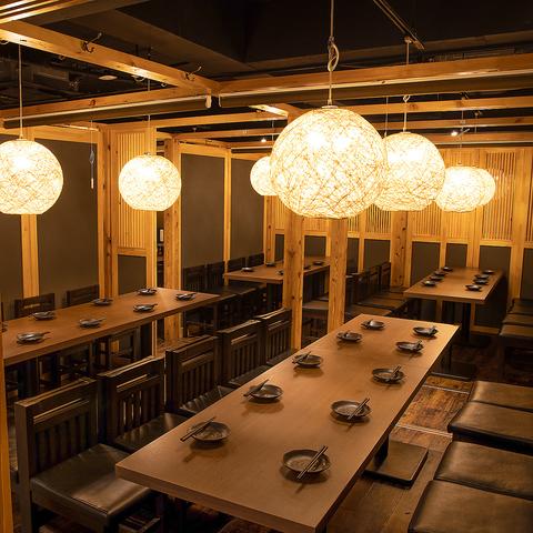 全席個室居酒屋 トロ銀 品川駅前店 店舗イメージ6