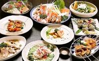 旬香オリジナルの料理