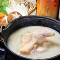 料理メニュー写真元祖鶏水炊き