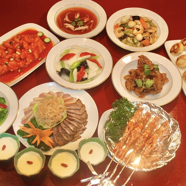 中国四川料理 永利 豊洲2号店のおすすめ料理1