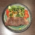 料理メニュー写真山形産和牛ステーキ