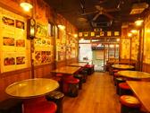 韓国食堂チャンの雰囲気3