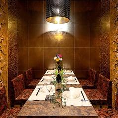 《南草津駅徒歩1分×最大宴会70名》個室は2名から70名様で可能!