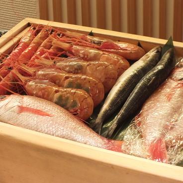 鮨辰のおすすめ料理1