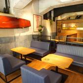 2階ソファー席も大人気!仕切りを取れば最大23名までの貸切の宴会や女子会、歓送迎会、誕生日会も♪