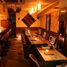 隠れ家Salon MANDALA 渋谷の写真