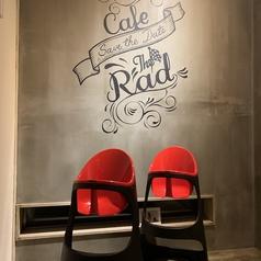 CAFE THE RAD カフェザラッドの特集写真